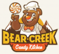 BEAR CREEK CANDY KITCHEN LOGO