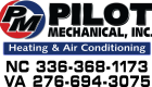pilot mechanical logo